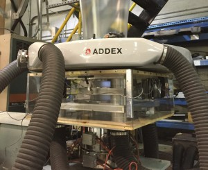 Addex ICE Blown Film Cooling